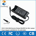 19.5 В 3.34A 65 Вт AC адаптер питания ноутбука зарядное устройство для DELL Latitude D500 D505 D510 D520 D530 D531 D600 D610 D620 7.4 мм * 5.0 мм