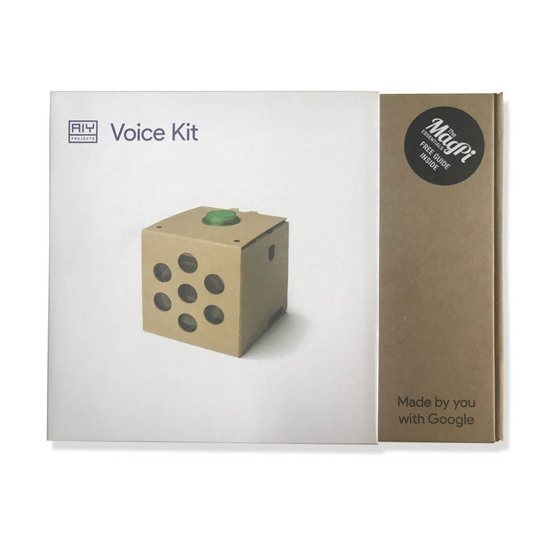 Google AIY Voice Kit For Raspberry Pi 3 Model B+/Raspberry Pi 3B