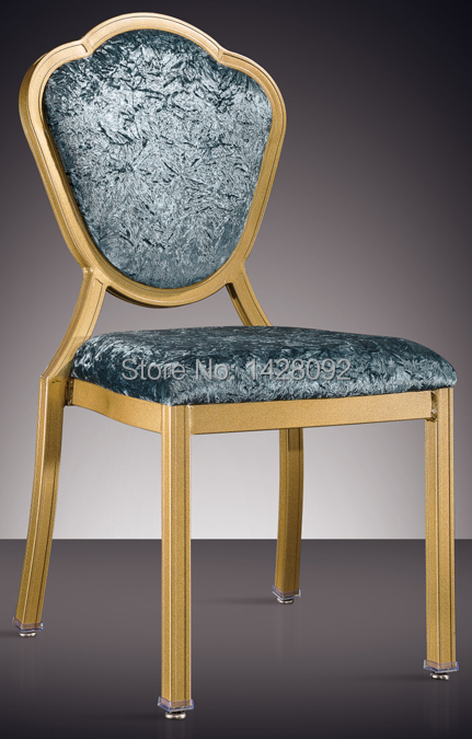 European Style Fashion Aluminum Hotel Chair LQ-L7813