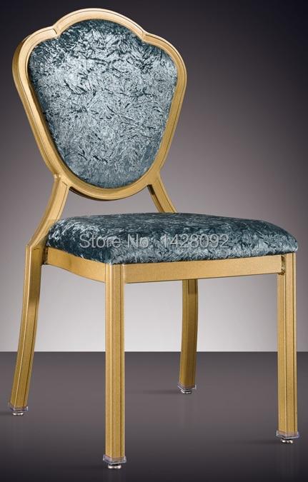 European Style Fashion Aluminum Hotel Chair LQ-L7813