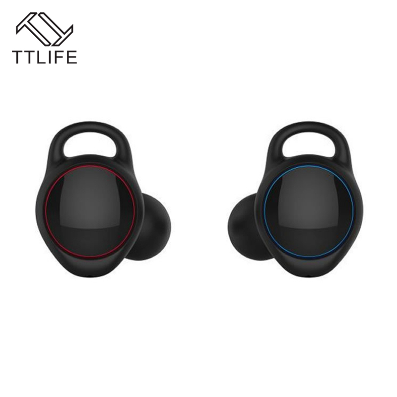TTLIFE Mini Wireless Bluetooth Earphone CSR 4.1 Sweatproof Noise Cancelling Stereo with Mic For IPhone AirPods Xiaomi Smartphone ttlife bluetooth earphone