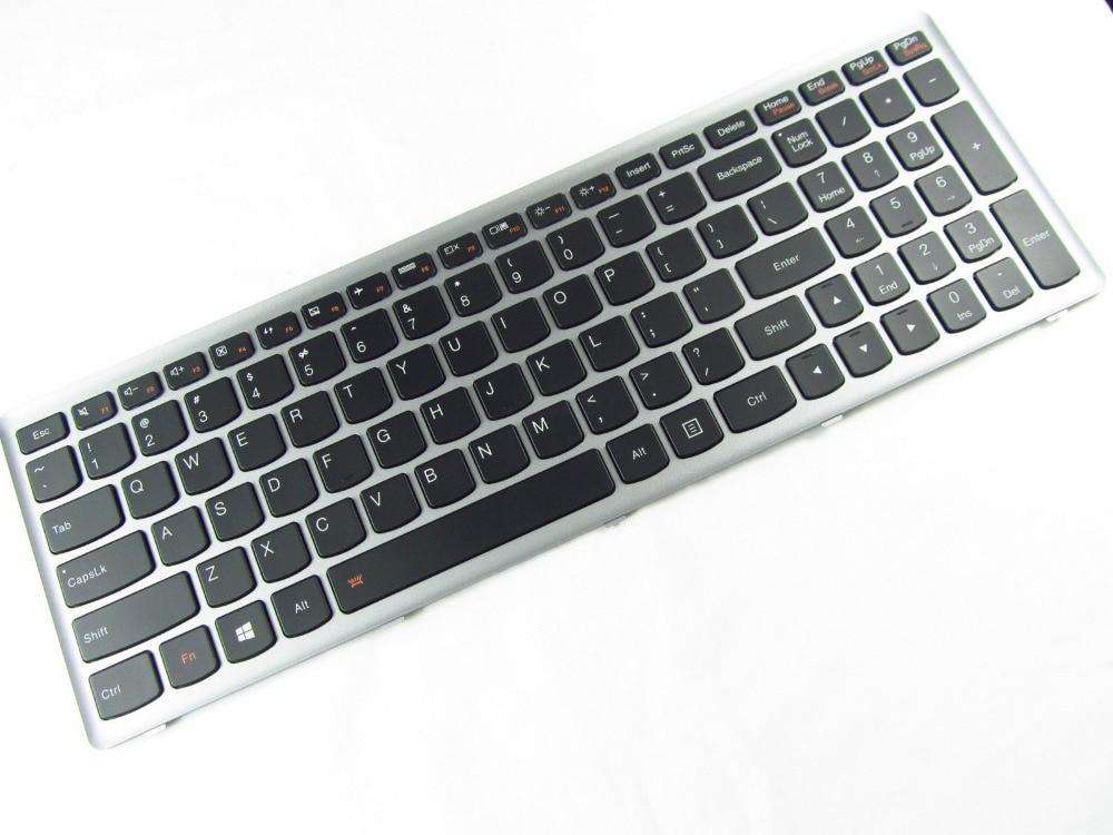 ФОТО New Laptop keyboard for Lenovo Z510 Z510-IFI Z510-ITH Z510-ISE back light US layout