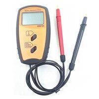 Internal Battery Resistance Impedance Meter Battery Resistance Voltmeter 0 200V Battery Meter SM8124 digital Battery Meter