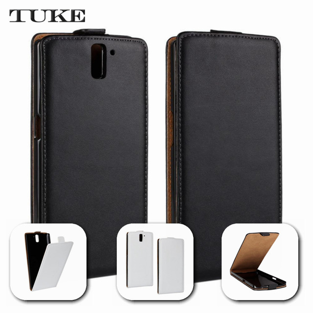 TUKE For Yijia Oneplus A0001 Mobile Phone Case Cover Cases Genuine  Leather Case Flip Cover SJ0643