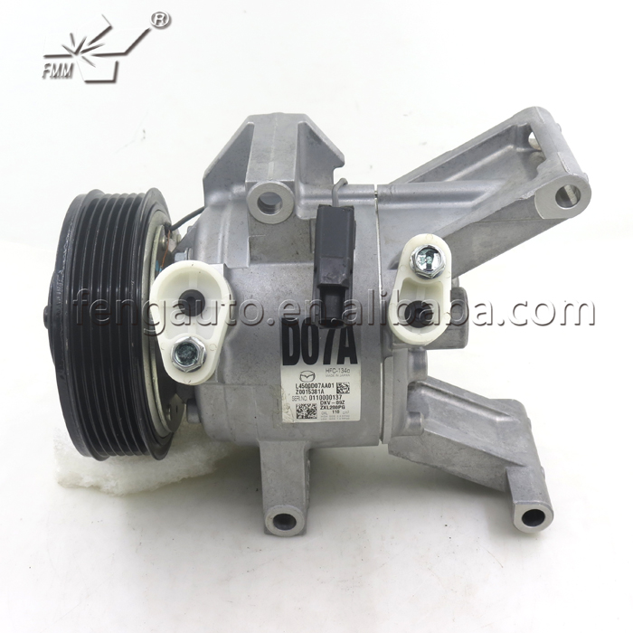 L4500d07aa01 Z0015381a Air Conditioning Auto Ac Compressor For Mazda Demio Pleasant To The Palate Back To Search Resultsautomobiles & Motorcycles