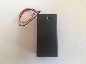 Image 2 - 10 PCS 9 V Batterij Houder Box Case met Wire Lead AAN/UIT Schakelaar Cover Case