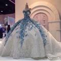 2016 lindo vestido de baile azul apliques de renda frisado vestidos quinceanera fora do ombro doce 16 vestido vestidos de 15 anos