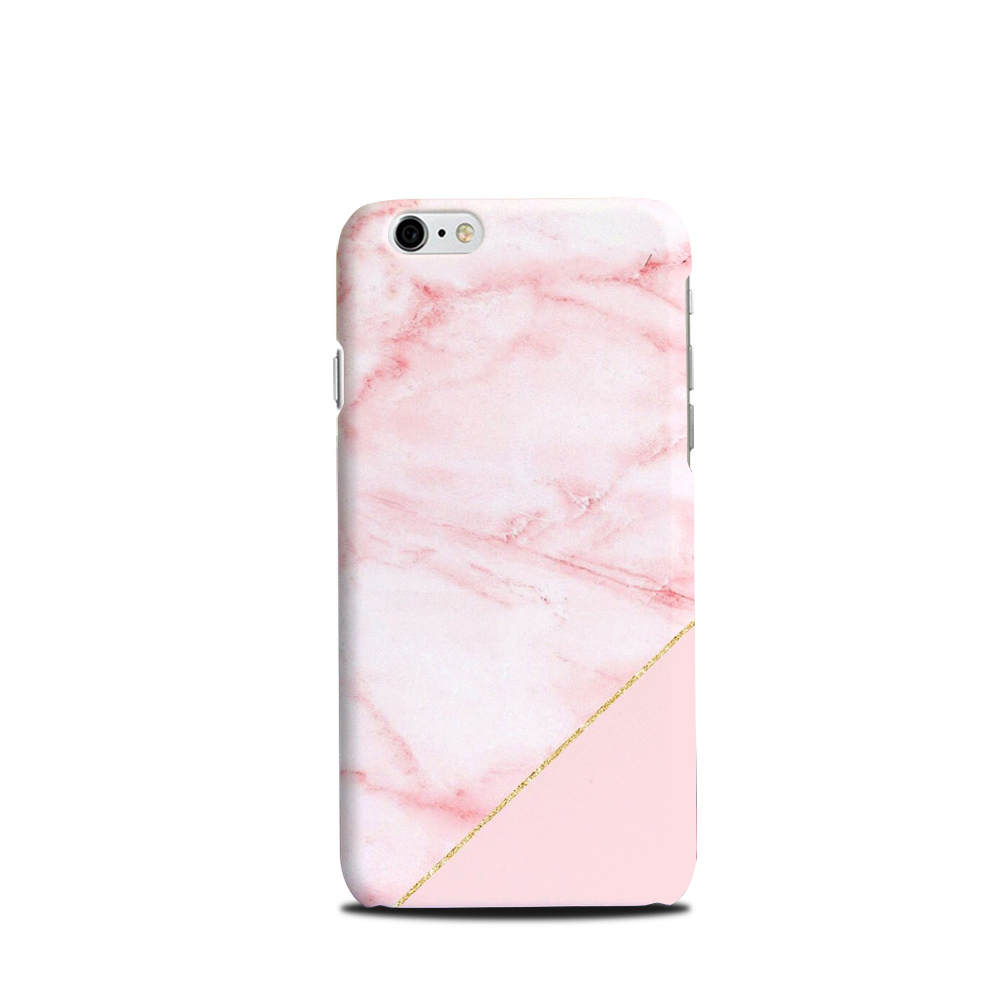 4c96248fe2 Brand NSBuni 3D Sublimation Unique Protective Cases for iPhone 6/6S with  Half Marble Designs Free Shipping-in Half-wrapped Case from Cellphones ...