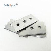 BateRpak Original ER809G/809BP leather splitter blade  leather paring device kit cutting blade leather skiver tools parts