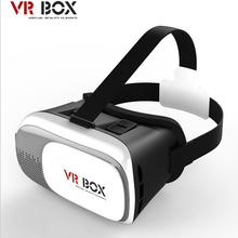 New 2016 3D VR Glasses Google Cardboard 3D VR BOX II 2.0 Version VR Virtual Reality 3D Glasses For 3.5 – 6.0 inch Smartphone
