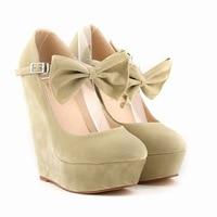 Womens Shoes Wedge High Heels 14cm Stilettos Women Pumps Shoes for Women Sexy Party Wedding Shoes Plus Size 35 42