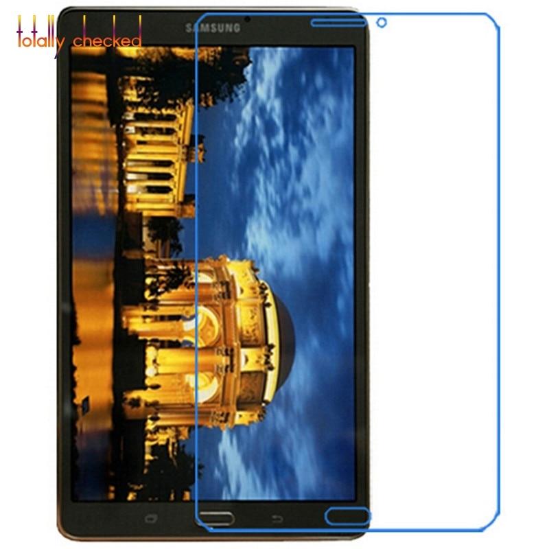 Reinigung Kit Genossenschaft Echt Glas Für Samsung Galaxy Tab S3 8,0 T719 Sm-t719 8 Starke Box 9 H Gehärtetem Glas Screen Protector Film Moderate Kosten
