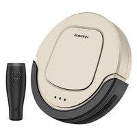 ISWEEP S550 Интеллектуальный робот пылесос 1000 pA Беспроводной пылесос робот Самостоятельная Зарядка для уборки дома Sweeper мыть