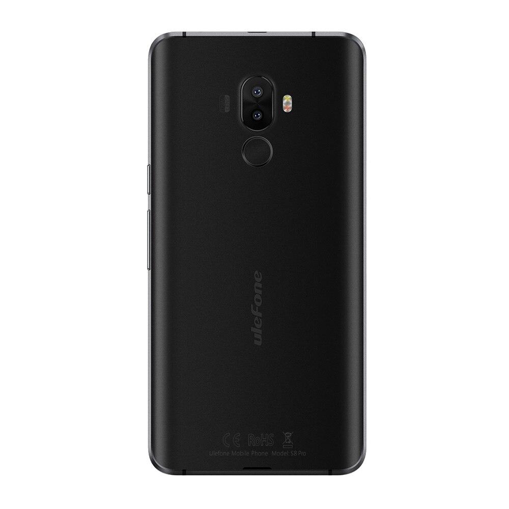 Case)gift!Ulefone S8 Pro 5.3 Inch Android 7.0 4G MT6737 Quad Core 13MP+5MP 2GB RAM 16GB ROM 3000mAh Fingerprint ID Smartphone - 4
