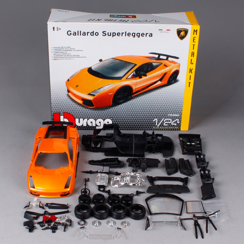 Toy Car Kits To Build And Race