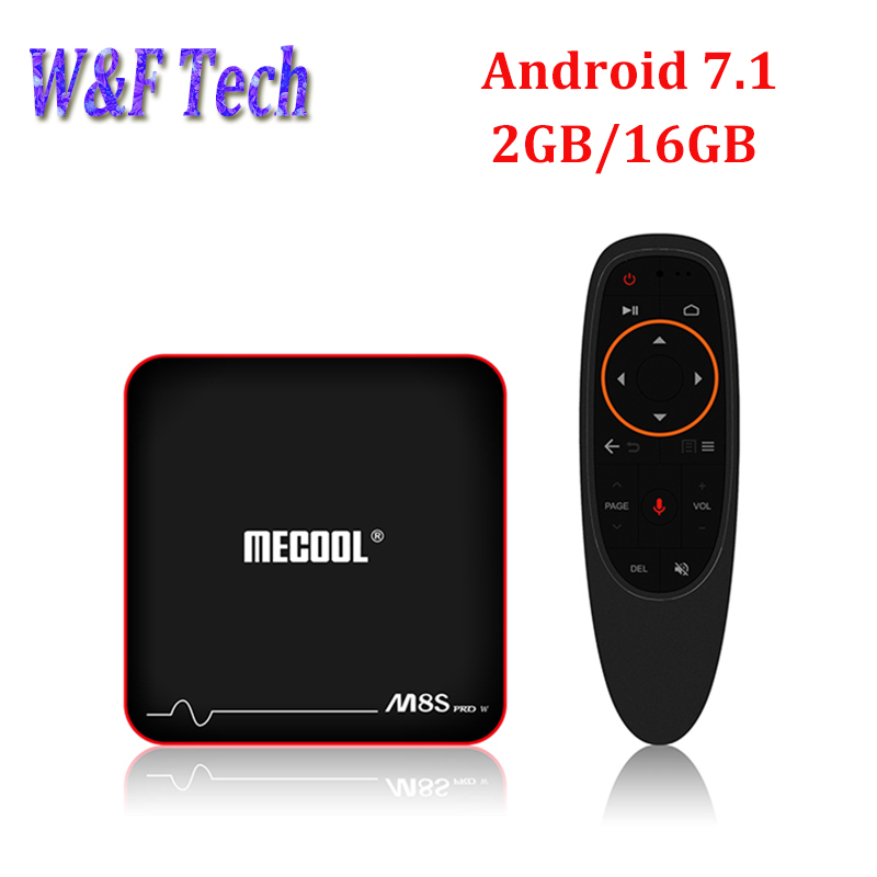 M8S PRO W Control por voz de Google Android 7,1 Dispositivo de TV inteligente Amlogic S905W 2G 16G Streaming Media Player apoyo 2,4G WiFi 4K H.265|streaming media player|media playerm8s pro - AliExpress
