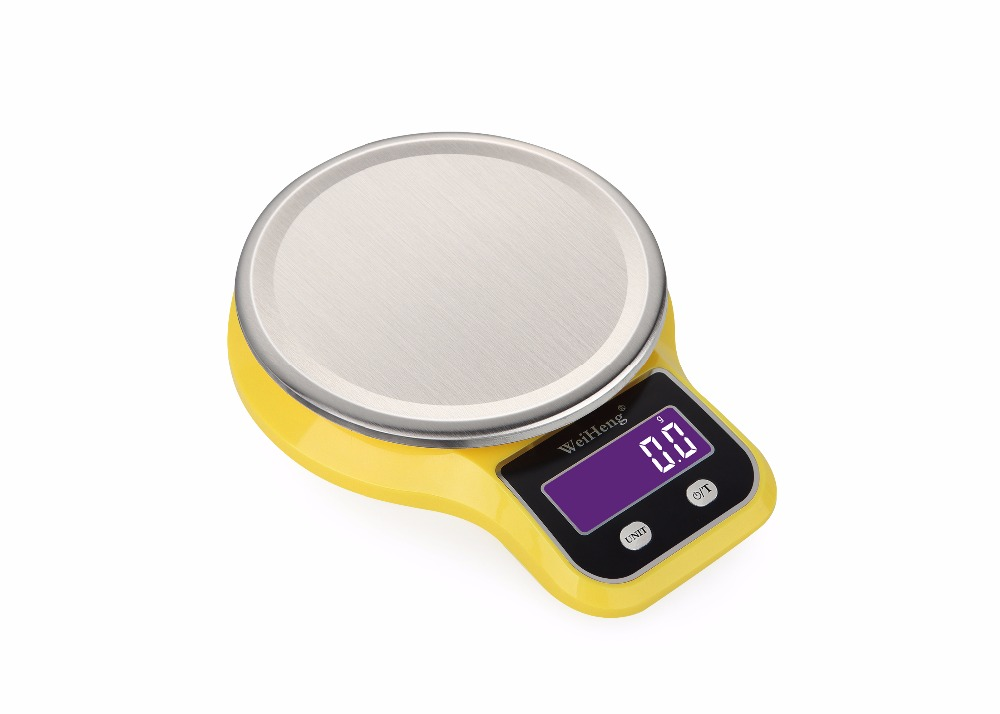 Home & Garden Kitchen,dining & Bar 2018 New Weiheng Drop Shipping Retail Box With Kitchen Scale Electronic Baking Balance Weight 5kg1g Wh-b21l