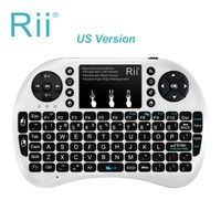 RII i8 + 2.4กรัมแบบไร้สายMini Touch Pad