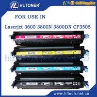 Q6470A Q6471A Q6472A Q6473A Toner Cartridge Compatible HP LaserJet 3600 3600n 3600dtn 3800 3800n 3800dtn CP3505