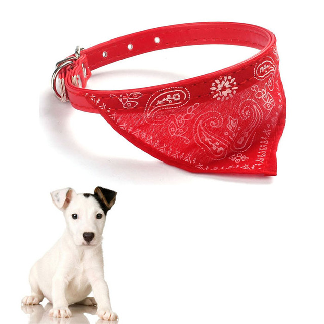 brixini.com - Adjustable Neckerchief for Puppies & Kitties 30.5*0.9cm