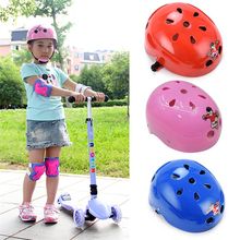 Kids Roller Skating Helmet Snowboard Helmet For Safety Riding Skating Scooter Outdoor Extreme Sports 3 colors wholesale