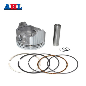 Motorcycle Engine Parts STD Cylinder Bore Size 78mm Pistons & Rings Kit For KAWASAKI KLX300 KLX 300 1997-2006