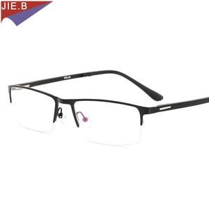Image 4 - 2019 Titanium Alloy Business affairs Sun glasses Transition Photochromic Reading Glasses Men Presbyopia Glasses +1.0 To +6.0