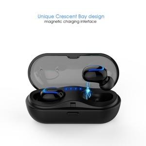 Image 2 - オリジナル音節 HBQ Q13S TWS Bluetooth V5.0 ステレオスポーツ 5 時間イヤホン真のワイヤレスステレオ音節 HBQ Q13S tws 600 mah