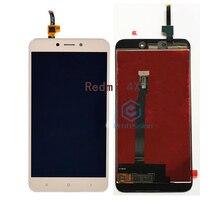 Купить онлайн 5 «для оригинала для Xiaomi Redmi 4x ЖК-дисплей Дисплей и Сенсорный экран Экран планшета Ассамблеи repla цемента Инструменты + клей наличии