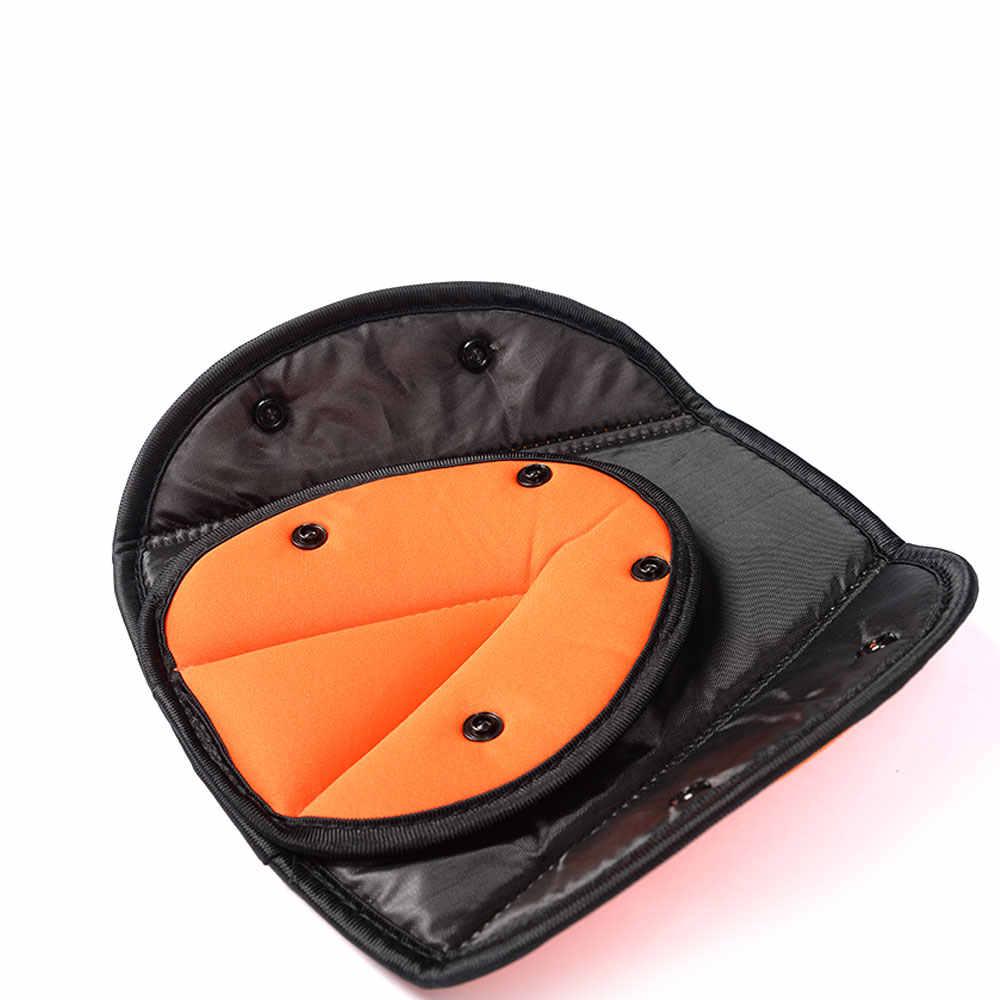 Coche niños seguridad cinturón arnés hombro soporte almohada ajuste robusto dispositivo para Ford para Toyota para Peugeot