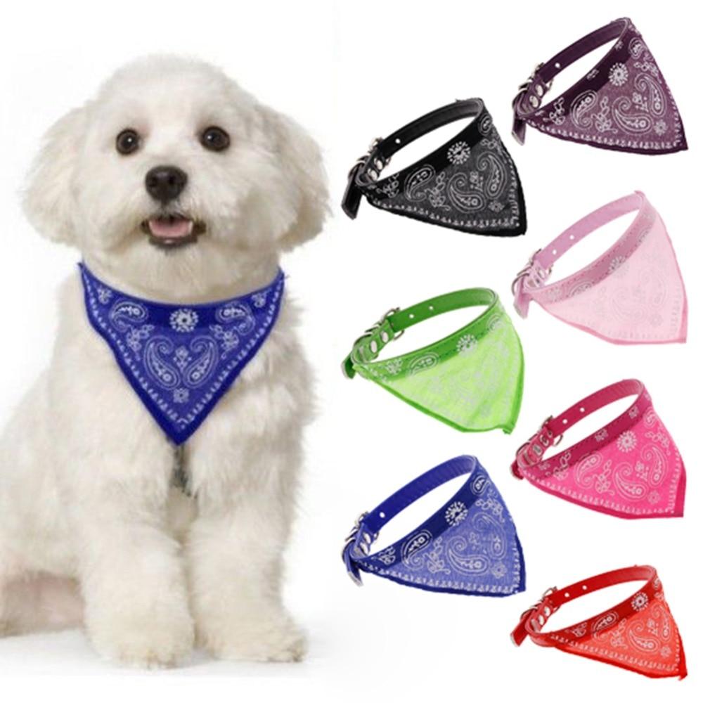 Really cheap & adjustable puppy neckerchief