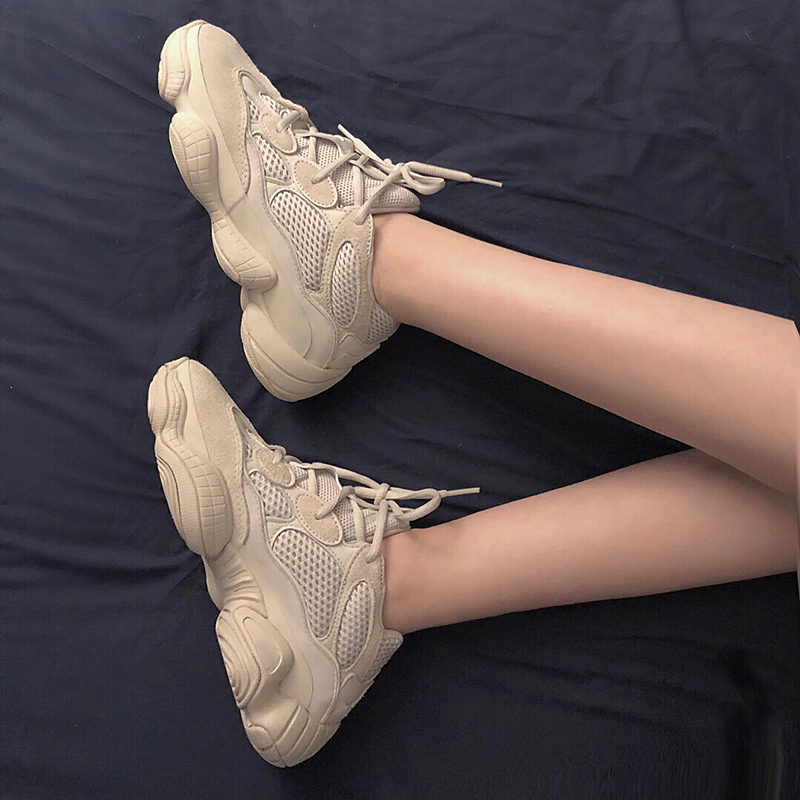 Automne En Cuir Vente Course Véritable as Respirant dérapage Picture Anti Picture forme Daim Épais Ins Chaude Femmes De 34 40 Chaussures As Plate Casual wvdxXqA8q