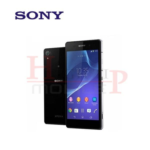 מקורי Sony Xperia Z2 טלפון נייד 5.2
