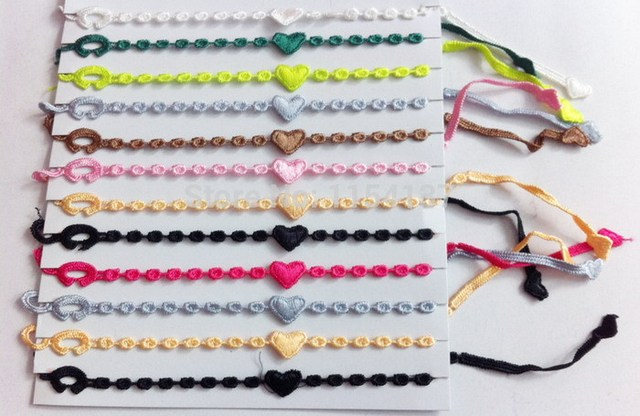 Neu kommen Italien spitze makramee armband häkeln handmade armband ...