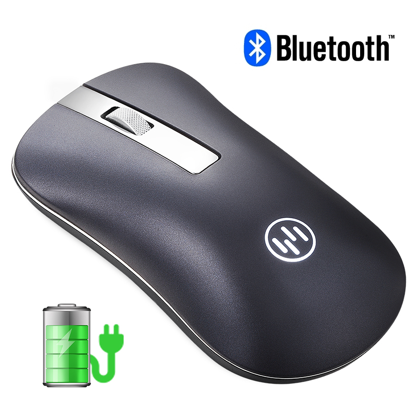 Rechargeable Wireless Mouse Bluetooth Mouse Computer Mouse Wireless Ergonomic Silent PC Mause Type C USB Optical Mice For Laptop