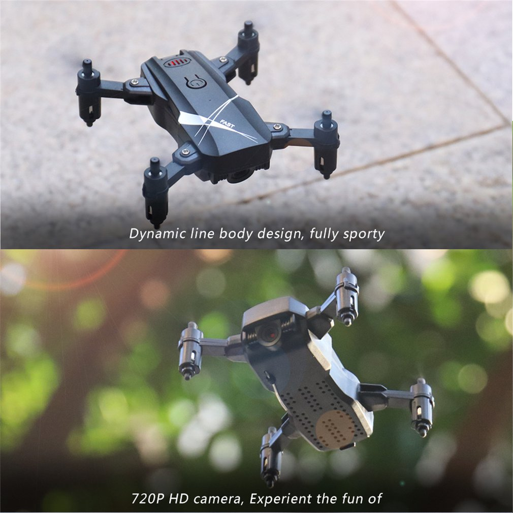 LF602 FPV Foldable RC Quadcopter Drone with 720P HD Wifi Camera and Altitude Hold Function 11
