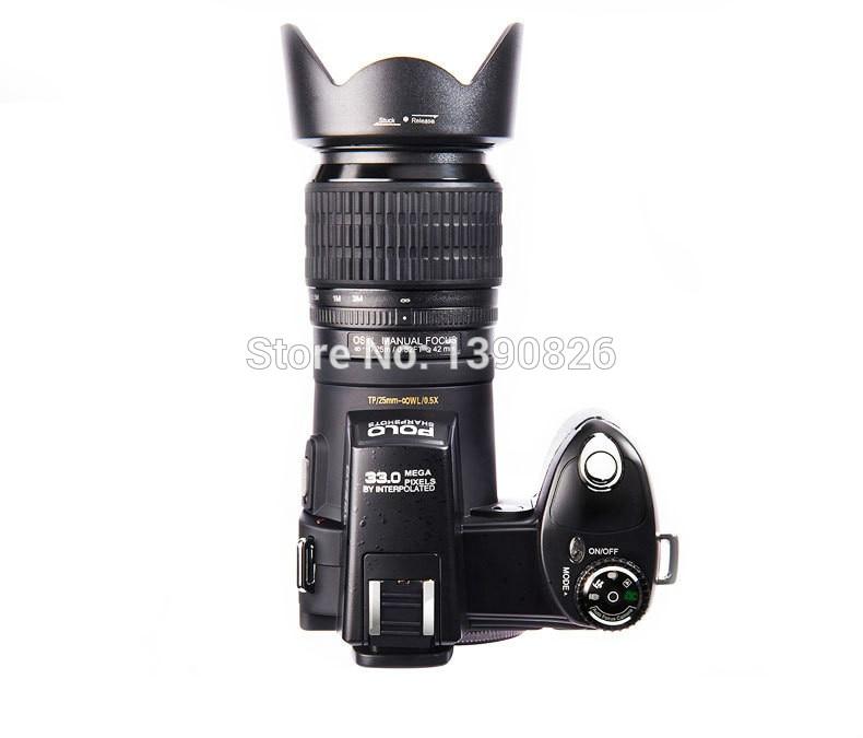 Protax D7100 13MP CMOS 3.0 Inch TFT LCD Screen Digital Camera 24X...