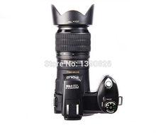 Protax – appareil photo numérique D7100 CMOS 13mp avec écran LCD TFT 3.0 pouces, Zoom optique 24x, avec lampe frontale