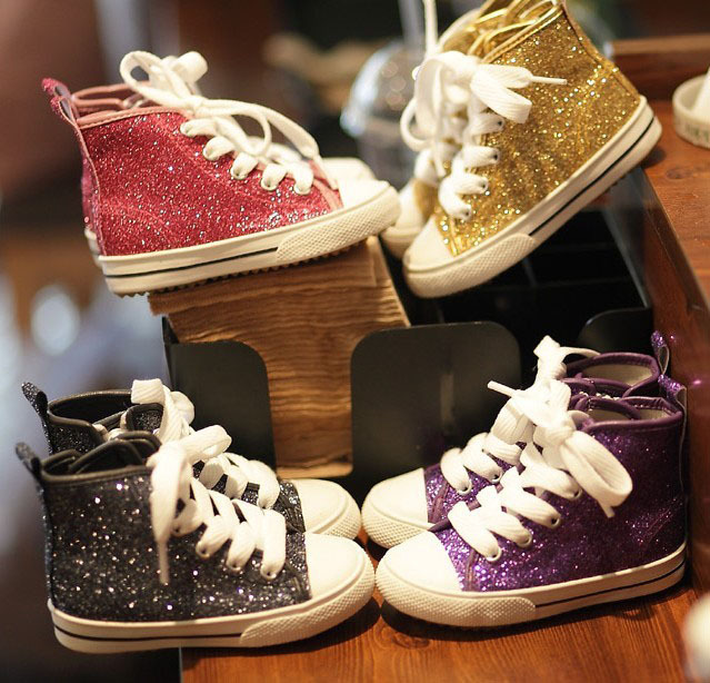 Free Shipping Special glitter shoes lace up children s shoes children  sneakers girl canvas shoes boy canvas boots-in Sneakers from Mother   Kids  on ... 7a0e03ec1