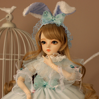 Full Set SuDoll BJD 1/3 princessgirl Free Eyes wig clothes all included Doll toys Hot Sale