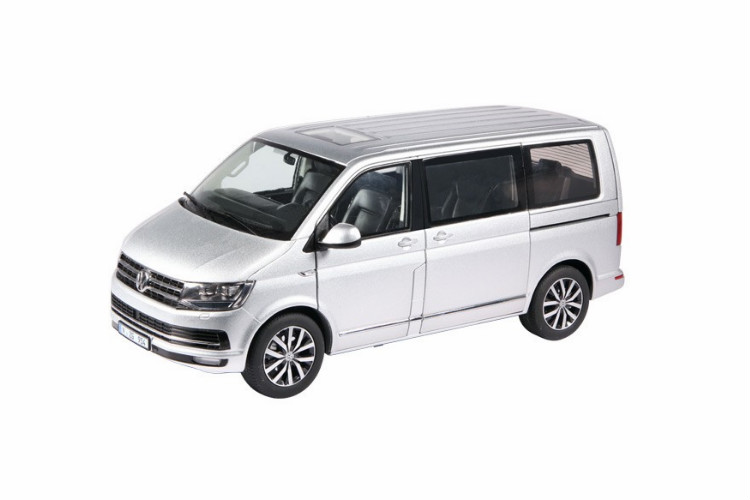 Diecast Toy Model NZG 1:18 Scale VOLKSWAGEN T6 Multivan Highline Business Travel  Car Vehicles Model for ,Decoration,Collection