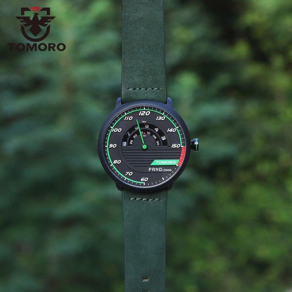 HTB1gy.EMVXXXXXwapXXq6xXFXXXT TOMORO Men's Unique Racing Car 3D Design Wrist Watch