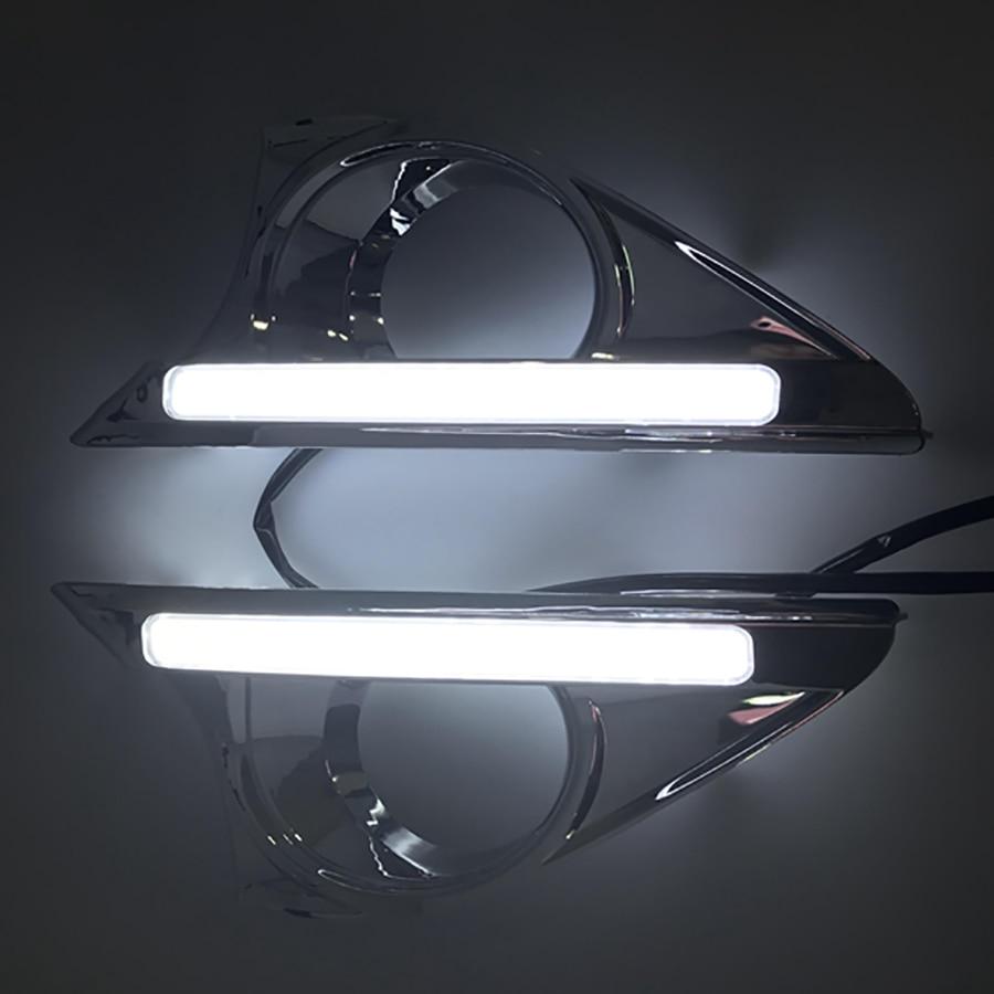 нове світлодіодне світло DRL для Toyota - Автомобільні фари - фото 4