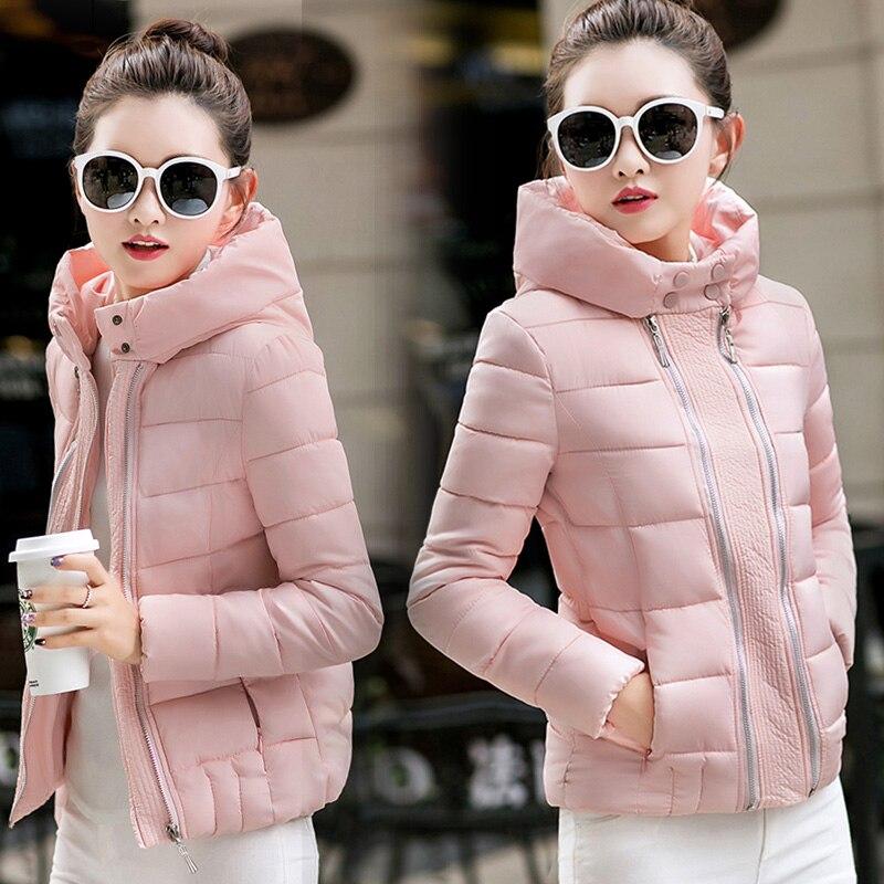 ФОТО TX1150 Cheap wholesale 2017 new Autumn Winter Hot selling women's fashion casual   warm jacket female bisic coats