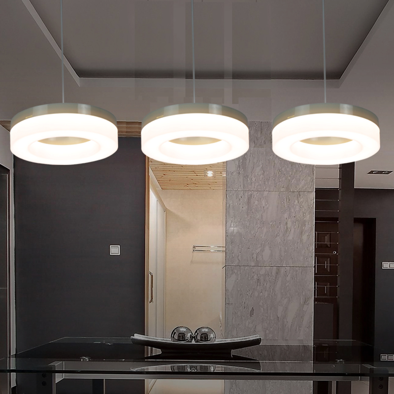Modern minimalist LED restaurant pendant lights three creative dining room personalized dining room lamp NEW pendant lamp egg in egg pendant lights modern minimalist fashion creative art concept light restaurant small retest stairs led lamp za fg179