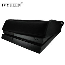 IVYUEEN Soft Dust Proof Cover For Sony Playstation 4 PS4 Console DustProof Neoprene Sleeve for Horizontal Place Dust Guard Cover