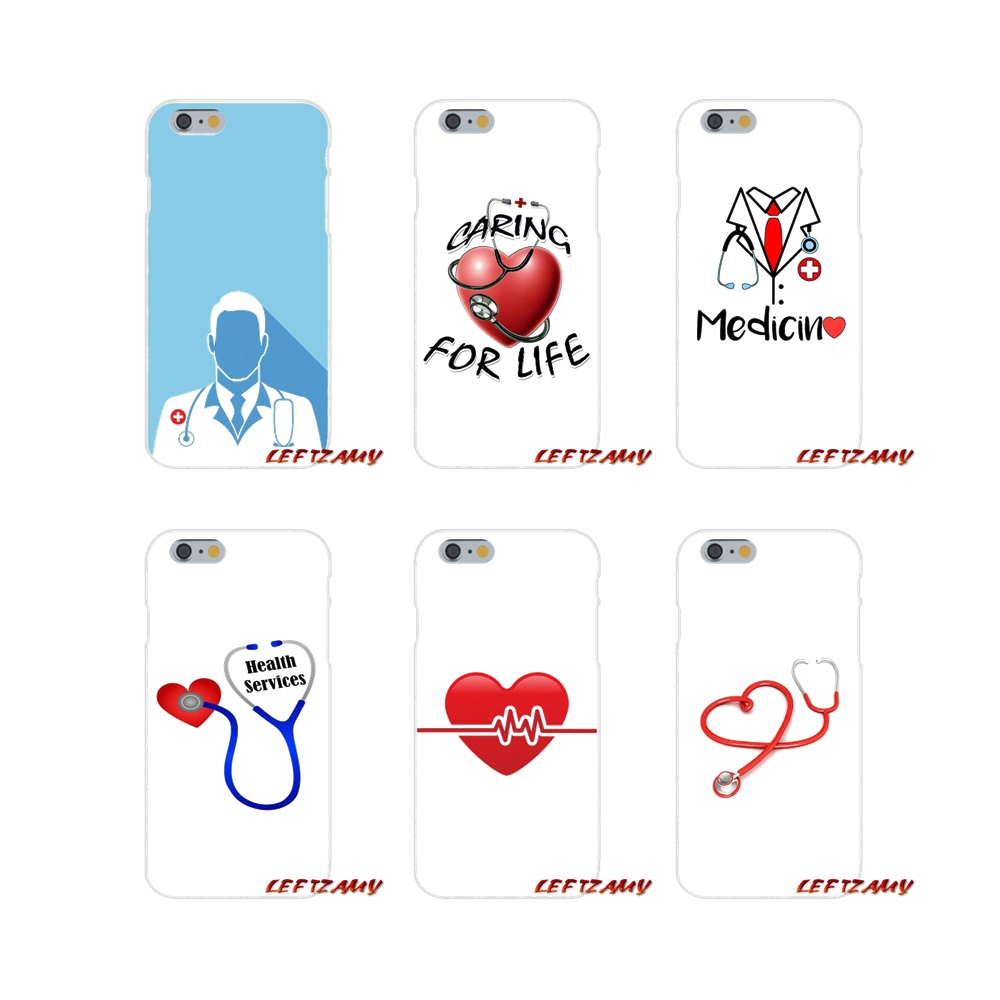 Phone Bags & Cases Nurse Doctor Dentist Stethoscope Tooth Injections Phone Cover Case For Huawei Honor Y5 7c Y625 Y635 Y6 Y7 Y9 2017 2018 Prime Pro For Fast Shipping Half-wrapped Case