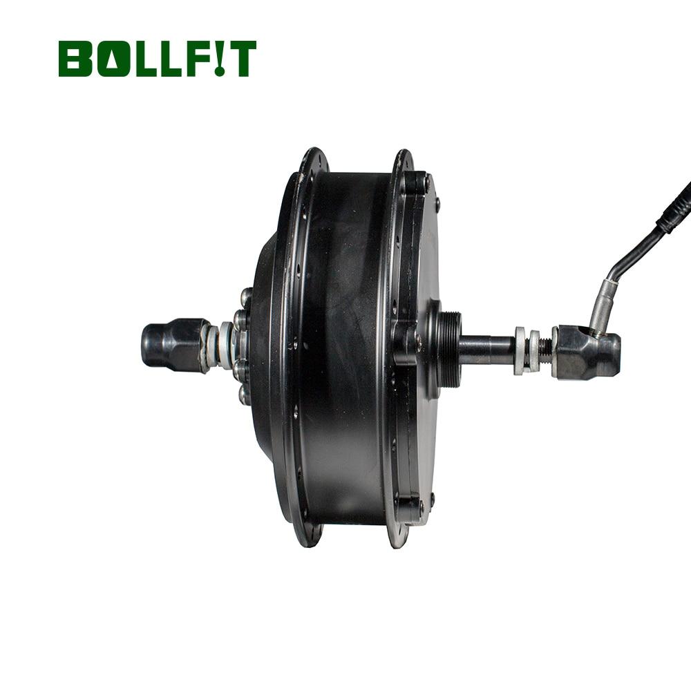 BOLLFIT 36V 500W arrière rotation moteur Direct 35 km/h vert Pedel MXUS haute vitesse sans balais moyeu moteur e-bike roue - 2