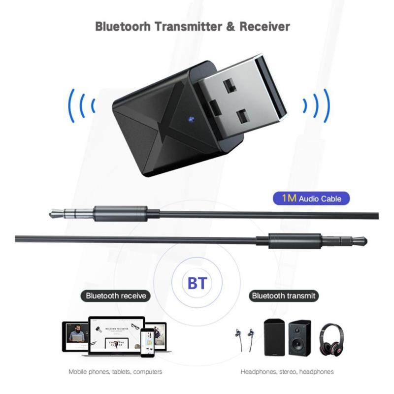 Bluetooth приемник 3,5 мм jack автомобильный Bluetooth адаптер Aux Универсальный громкой связи беспроводной аудио передатчик музыкальный приемник