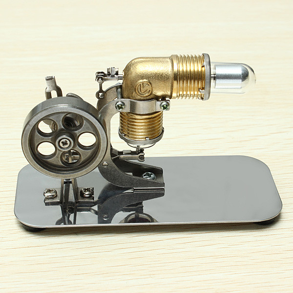 Mini aire caliente Stirling Motores modelo juguetes educativos kits